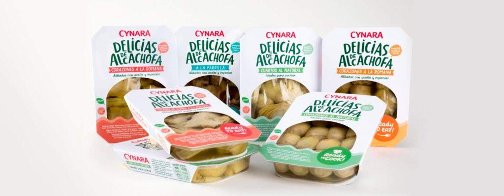 Productos de alcachofas Cynara en Alimarket