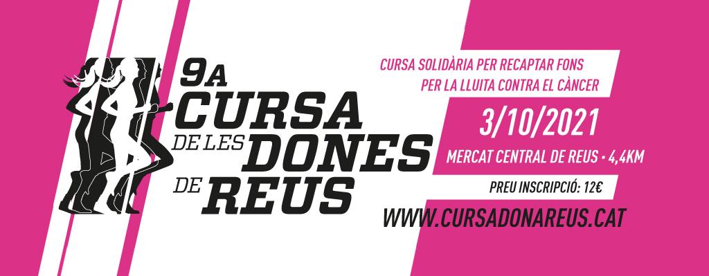 Cynara colabora con la 9ª edición de la Cursa de les Dones de Reus